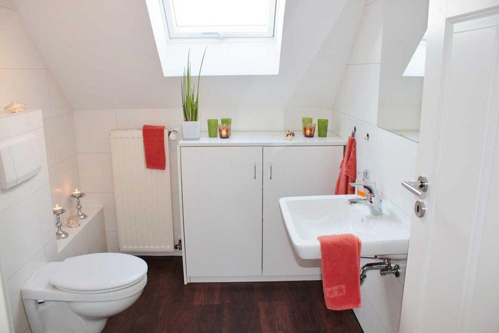 Atlantis Plomberie réalise vos travaux d'aménagement de salle de bain à Bouguenais